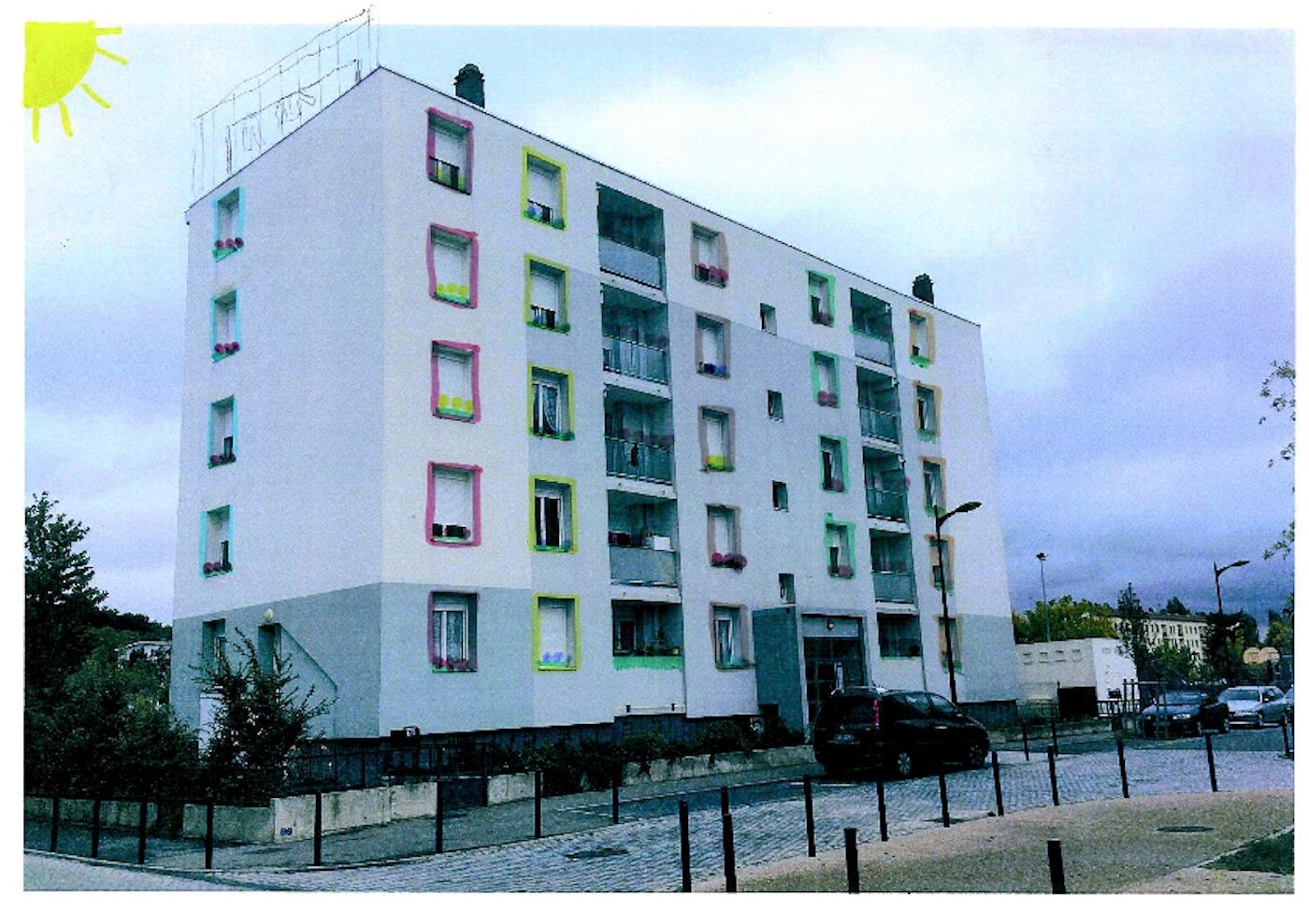 Fichier immeuble dessin mdq bun2 wikithionville for Piscine entre 2 immeubles